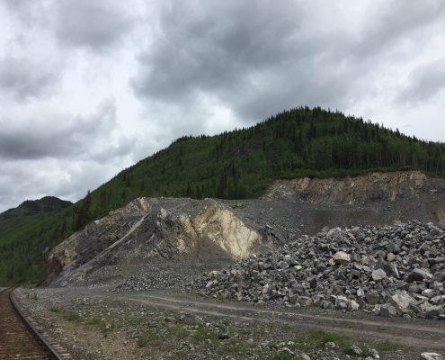 West Pine Quarry